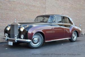 1960 Rolls-Royce Silver Cloud II Photo