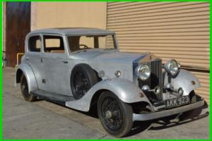 1933 Rolls-Royce 20/25 Photo