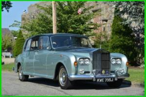 1973 Rolls-Royce Phantom VI