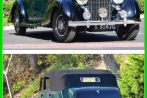 1939 Rolls-Royce Phantom III Photo