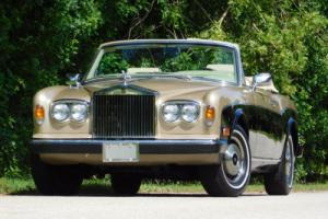 1981 Rolls-Royce Corniche Photo
