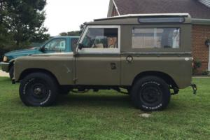 1965 Land Rover Defender