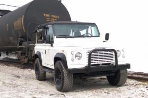 1900 Land Rover Defender D90 Photo