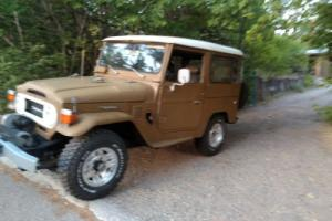 1978 Toyota FJ Cruiser Photo