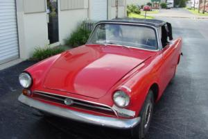 1967 Other Makes Sunbeam Alpine Photo