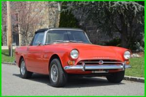 1964 Sunbeam Tiger Series I