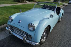 1961 Triumph Other TR3A ROADSTER - GROUND UP RESTORATION!