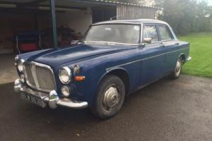1964 ROVER 3 LITRE P5 MK2 AUTOMATIC EXCELLENT MECHANICS MOT EXPIRED NEEDS RESTO Photo