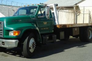 1995 Ford F800 Flatbed
