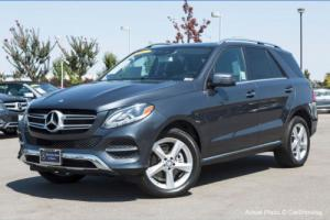 2016 Mercedes-Benz GLE CERTIFIED 2016 MB GLE350 -LOADED-