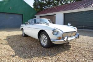 1973 MG Roadster in Excellent Condition Full 12 months mot see description