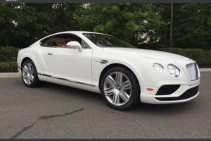 2016 Bentley Continental GT 2dr Coupe W12