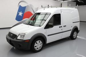2013 Ford Transit Connect CARGO VAN CUSTOM STORAGE