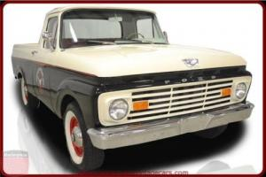 "1963 Ford F-100 Custom ""4-Wheel Drive"" Pickup"