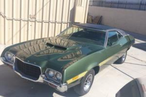 1973 Ford Torino Fastback