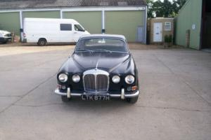 DAIMLER SOVERIEGN, 420. 1969. LOW MILES. LOW OWNERS.