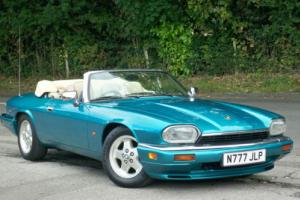 Jaguar XJS 4.0 Convertible Celebration Photo