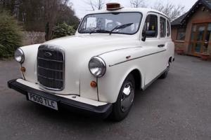 SUPERB 1997 AUSTIN type FAIRWAY LONDON TAXI Cab WEDDING CAR