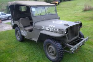 jeep ford gpw 1944 same as willys mb Photo