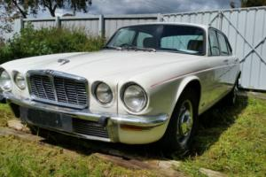 Jaguar XJ6 Series 2 Project 1977 in VIC