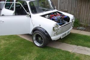 Mini 1360 - Extensively Restored & Modified.
