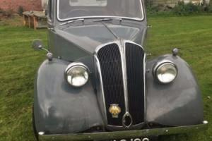 1947 CLASSIC STANDARD FLYING 12 historic mot - tax exempt good condition