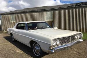 1968 Ford Galaxie Pillarless 500 V8 390ci Auto