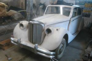 JAGUAR MK V SALOON 1950 3.5 Photo
