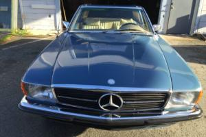 1974 Mercedes-Benz SL-Class 350 SL Photo