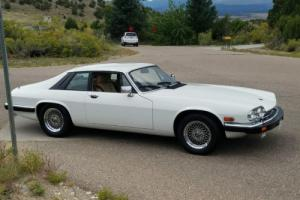 1989 Jaguar XJS Photo