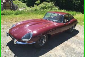 1967 Jaguar XK Series I