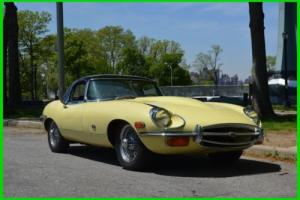 1971 Jaguar XK Series II