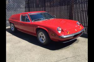 1971 Lotus Europa Series 2 Photo