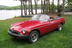1978 MG MGB MGB Photo