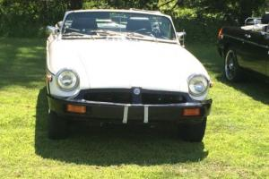 1978 MG MGB B Photo