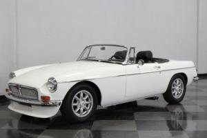 1963 MG MGB Photo