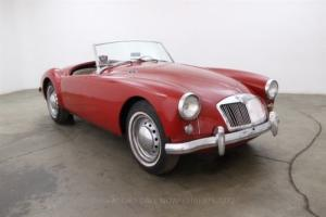 1957 MG A Roadster Photo