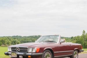 1989 Other Makes SL-Class 560SL