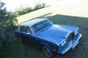 1978 Rolls-Royce Other Silver Wraith II Photo