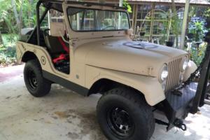 1969 Willys cj5 jeep