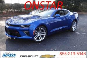 2016 Chevrolet Camaro 2dr Coupe SS w/2SS