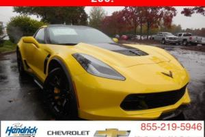 2016 Chevrolet Corvette 2dr Z06 Coupe w/2LZ