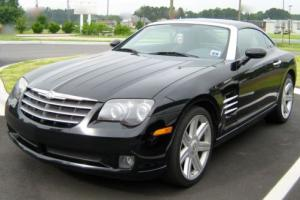 2008 Chrysler Crossfire 2-door Coupe