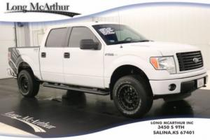 2014 ford f 150 roush supercharged supercrew 570hp 4x4. Black Bedroom Furniture Sets. Home Design Ideas