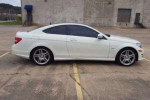 2012 Mercedes-Benz C-Class Sport Package