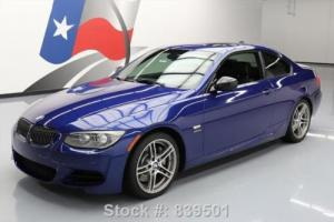 2012 BMW 3-Series 335IS COUPE M-SPORT TURBO SUNROOF HTD SEATS