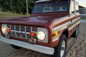 1976 Ford Bronco HARD TOP/ CONVERTIBLE