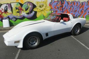 1981 C3 Corvette in NSW