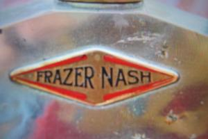 FRAZER-NASH RE-CREATION-MOT TAXED EXEMPT GENUINE ENQUIRES ONLY. 07714465749