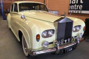 1964 ROLLS ROYCE CLOUD 3 PREVIOUSLY OWNED BY PETER SELLERS